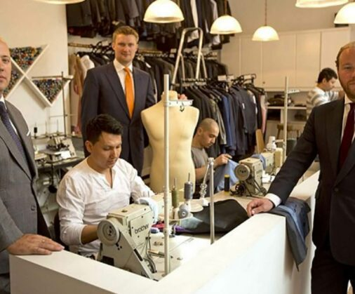 cad and the dandy tailoring workshop savile row