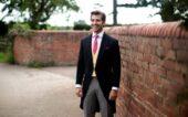 Bespoke Tailored Tuxedo