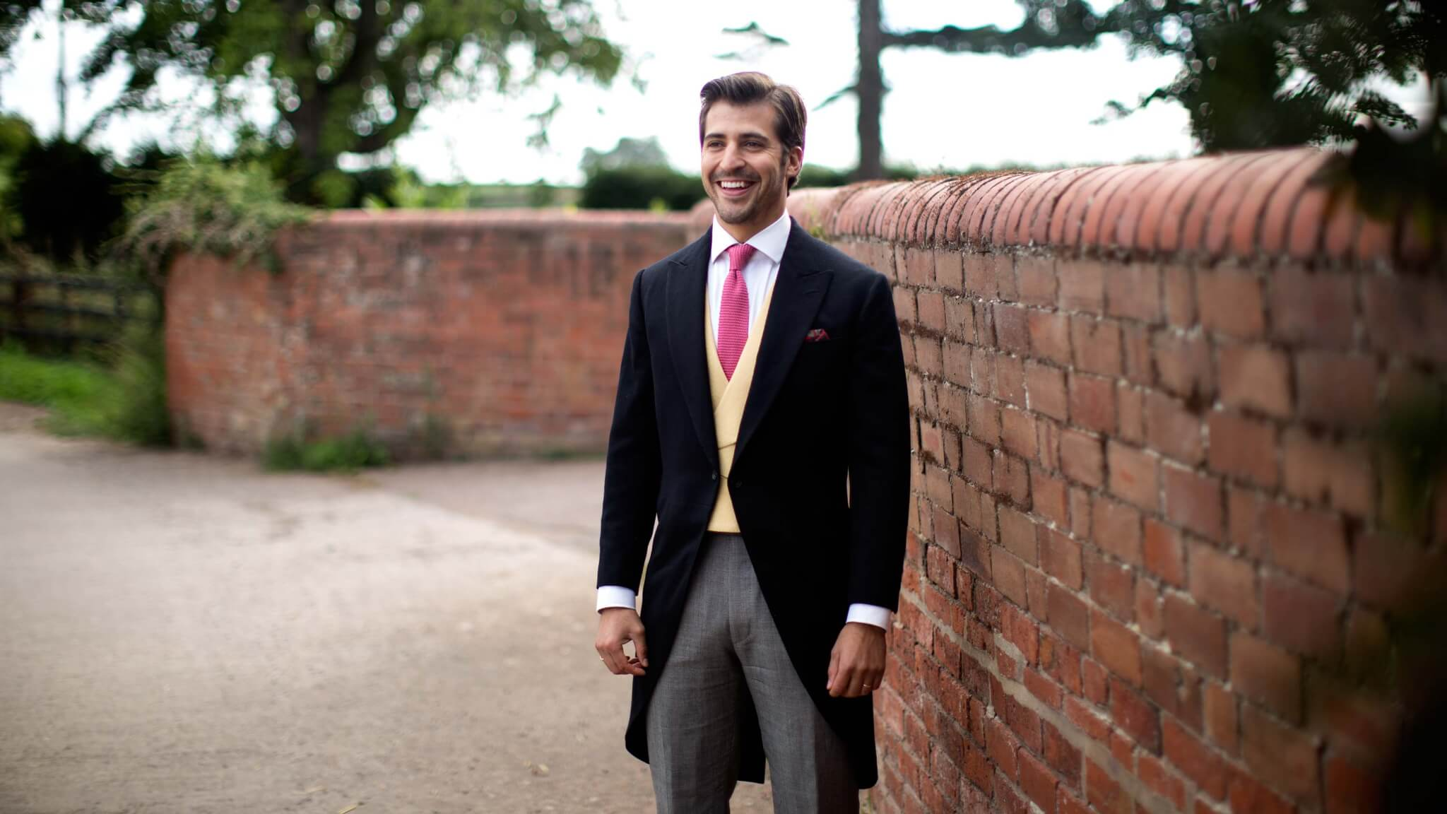 Bespoke Wedding Suits