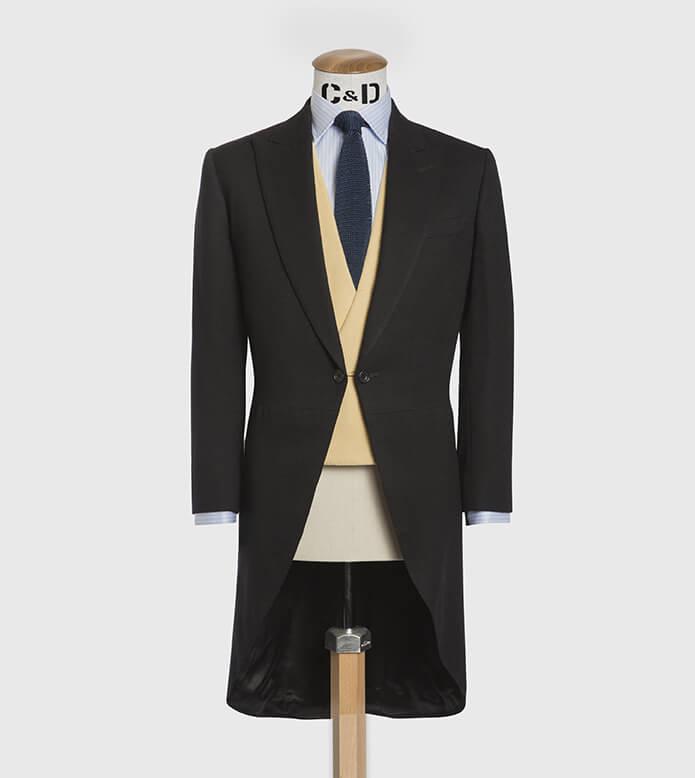 Morning Suit Etiquette