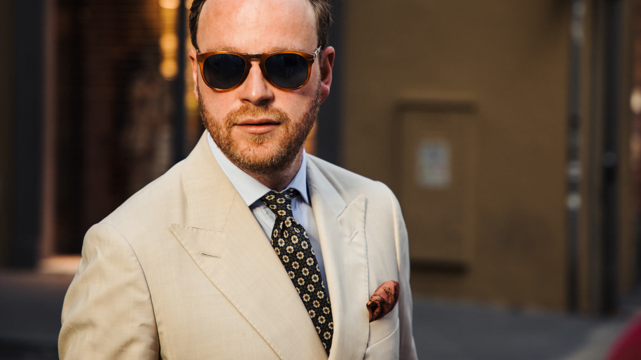 Savile Row Summer Business Suit