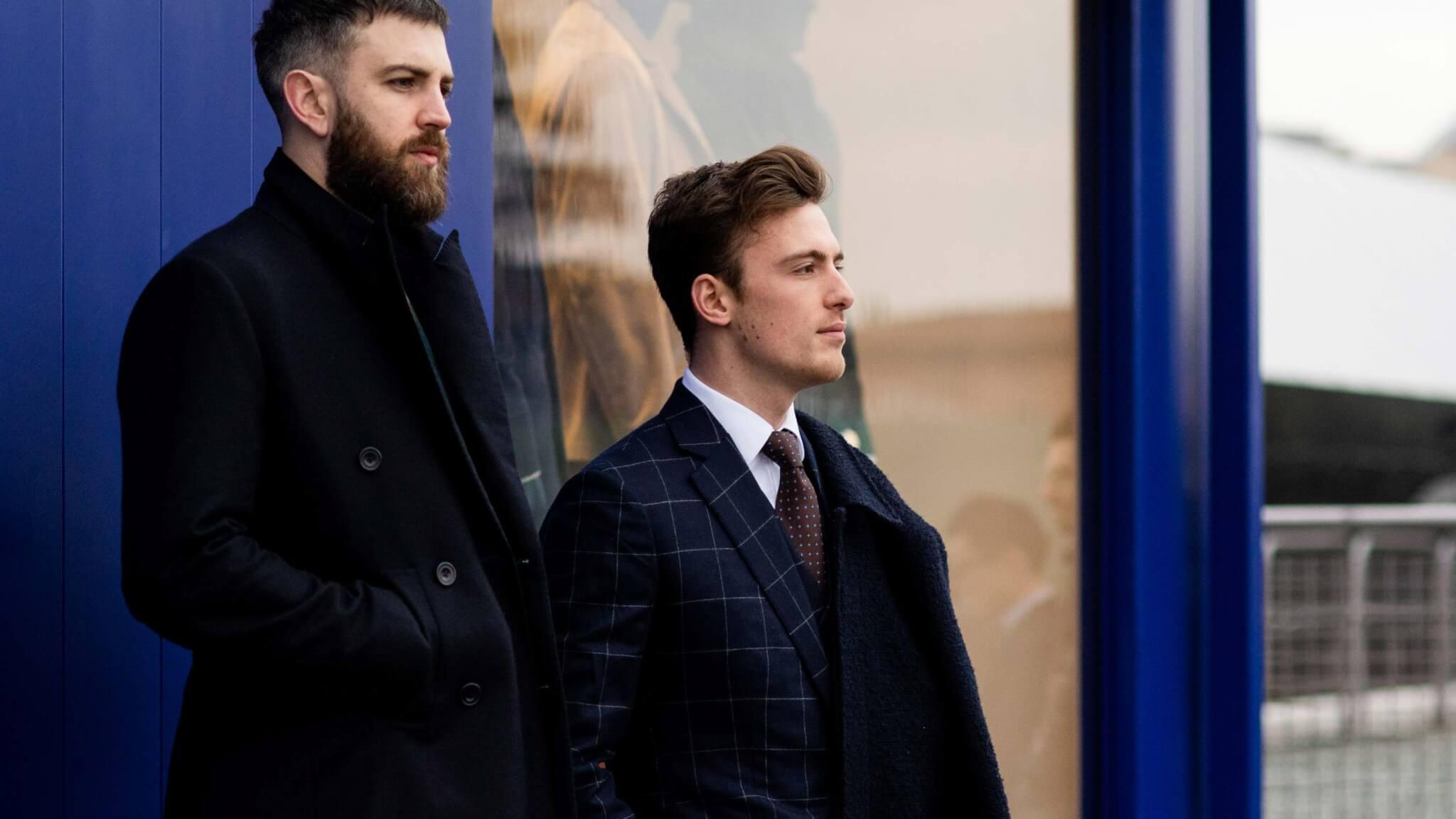 Bespoke Overcoats Savile Row