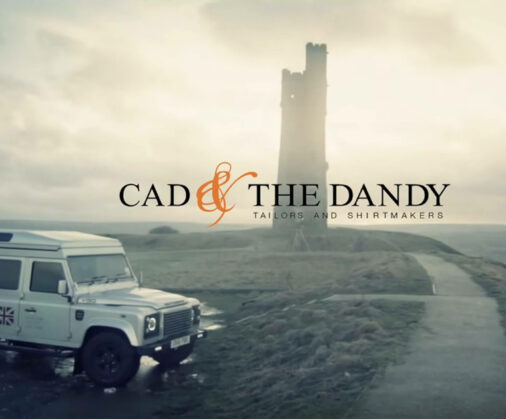 cad and the dandy cloth video