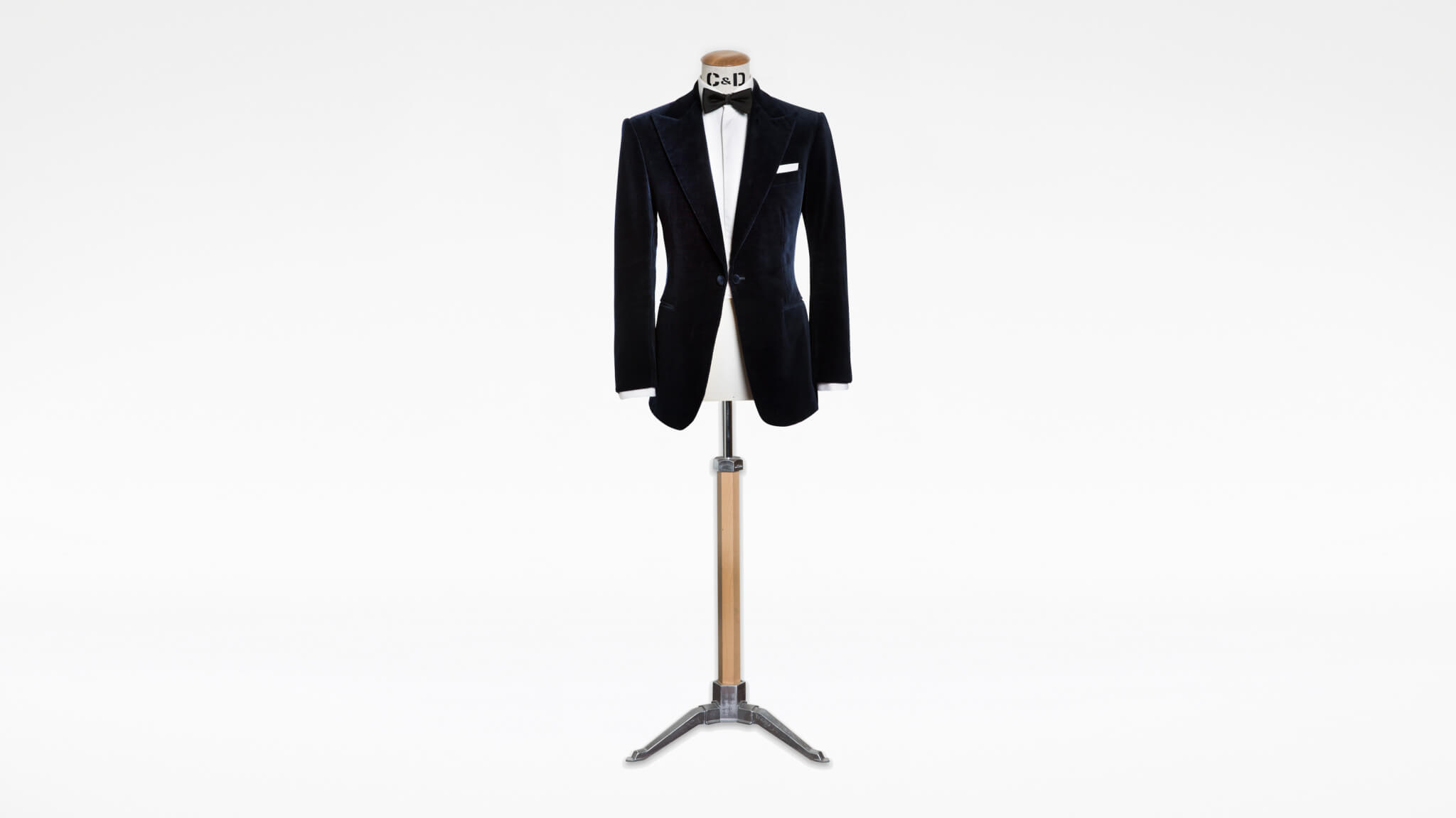 Bespoke Velvet Dinner Jacket