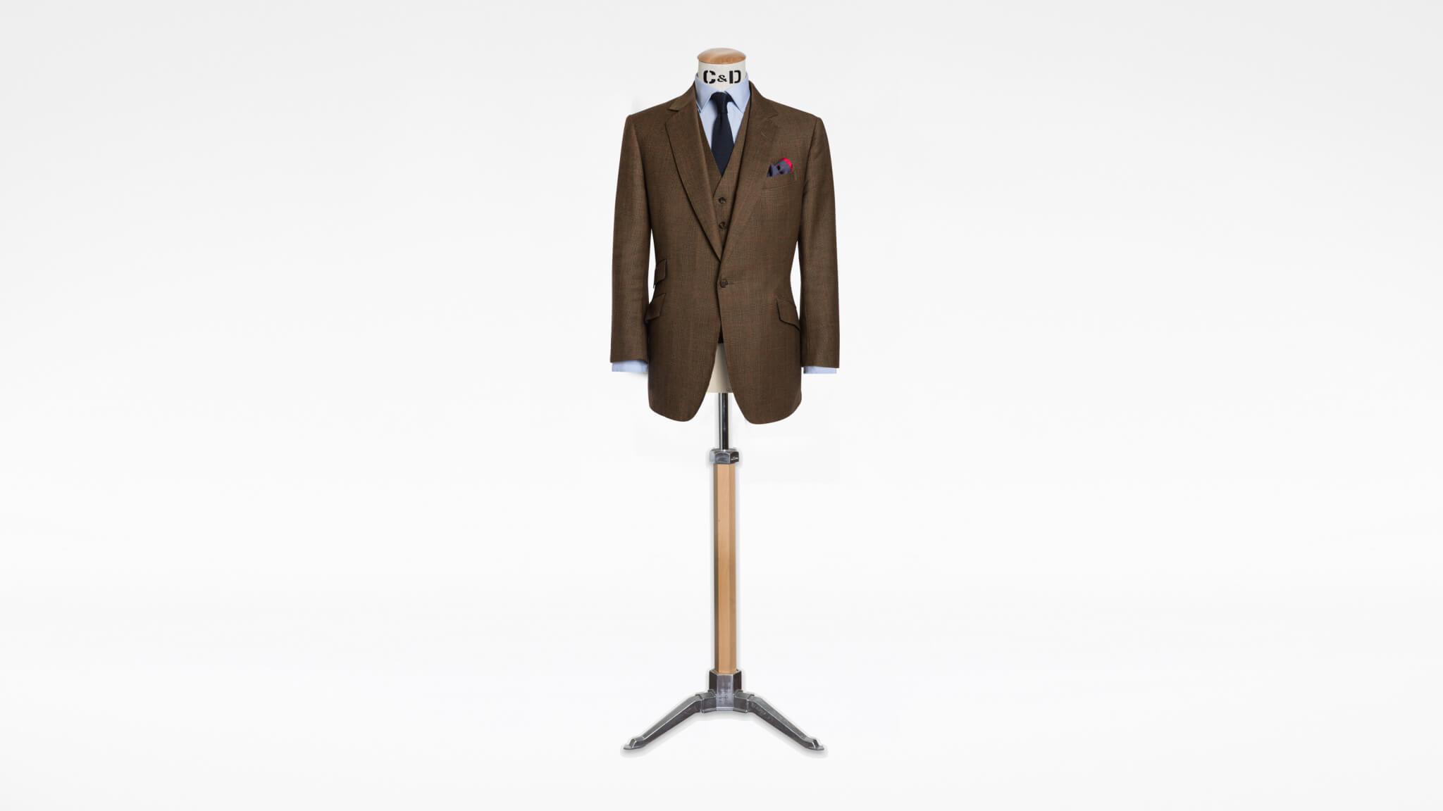 Tweed Suit Savile Row