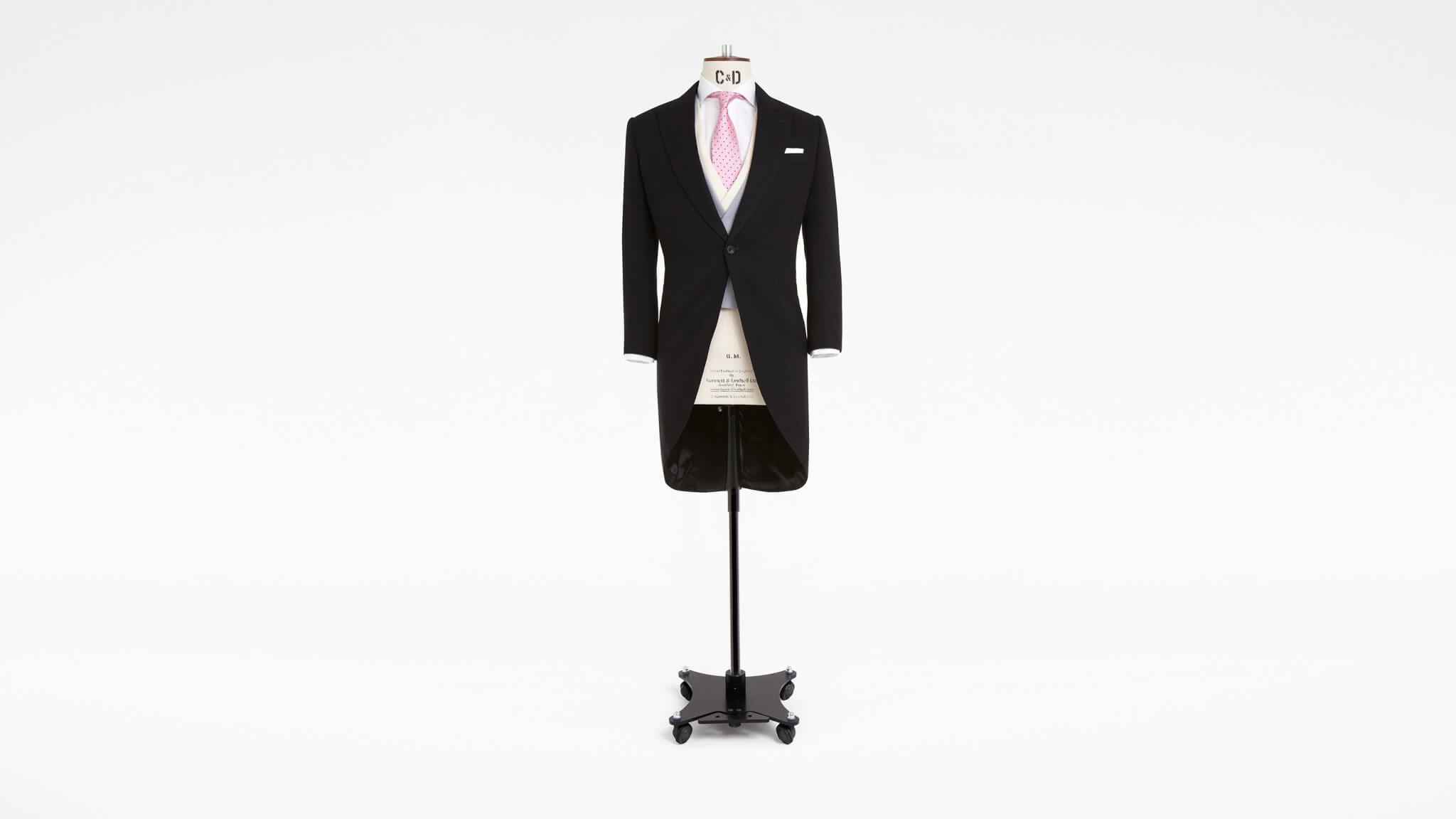Bespoke Morning Suit