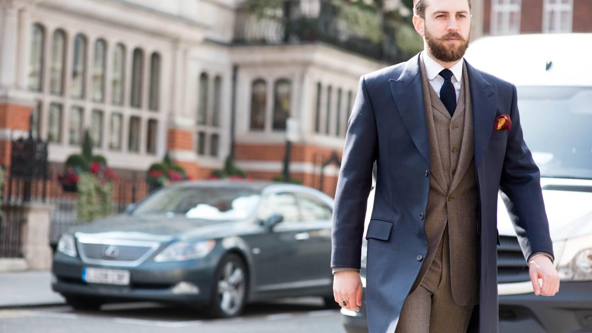Bespoke Coat Savile Row