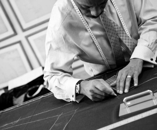 cad and the dandy bespoke suit workshop savile row