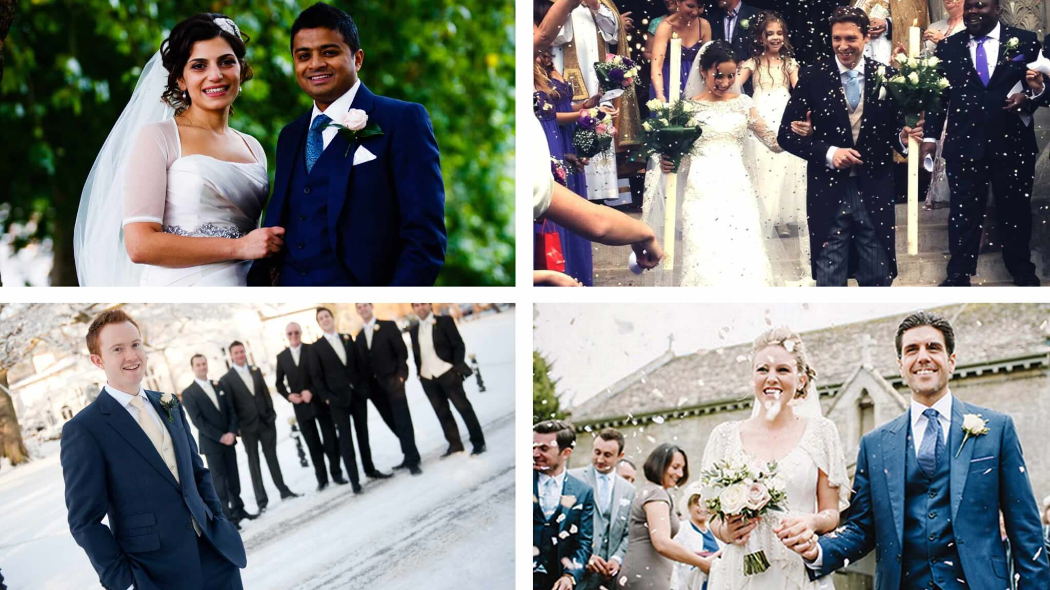 Savile Row Tailored Wedding Suits