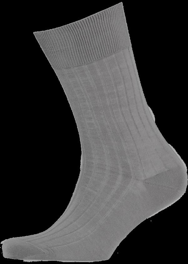 menswear-socks-cotton-ribbed-elephant-grey-1