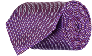 Cad & The Dandy Silk Micro Diamond Tie
