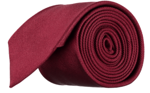 Cad & The Dandy Silk Twill Tie in Wine