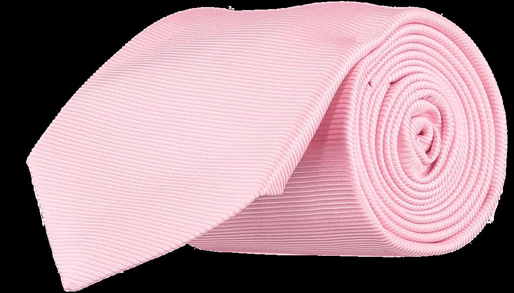 Cad & The Dandy Silk Twill Tie in Pink
