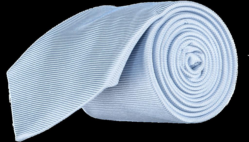 Cad & The Dandy Silk Twill Tie in Powder Blue
