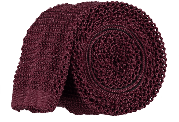 menswear-accessories-unlined-knitted-tie-claret-1