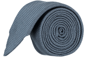 Cad & The Dandy Micro Grendine Tie in Marine