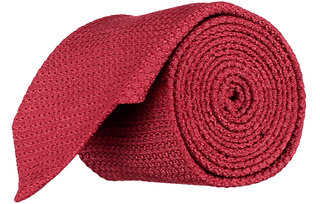 Cad & The Dandy Grendine Tie in Red