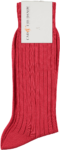 menswear-socks-cotton-ribbed-red-2