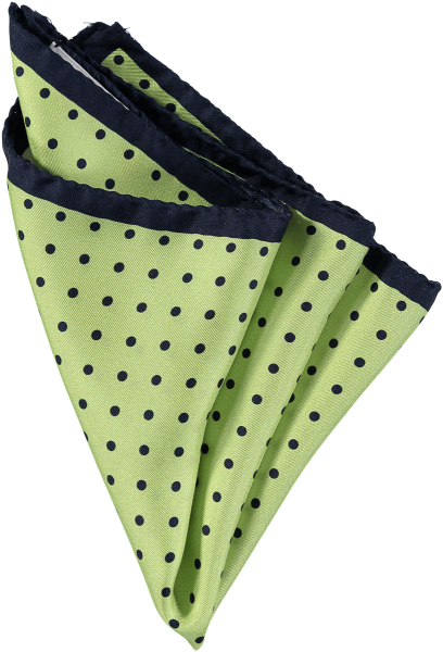 menswear-accessories-silk-pocket-square-lime-navy-spots-1