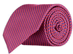 geometric-spot-silk-tie-blue-red-yellow