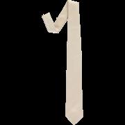 silk-jacquard-tie-sand-front