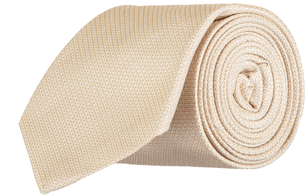 silk-jacquard-tie-sand