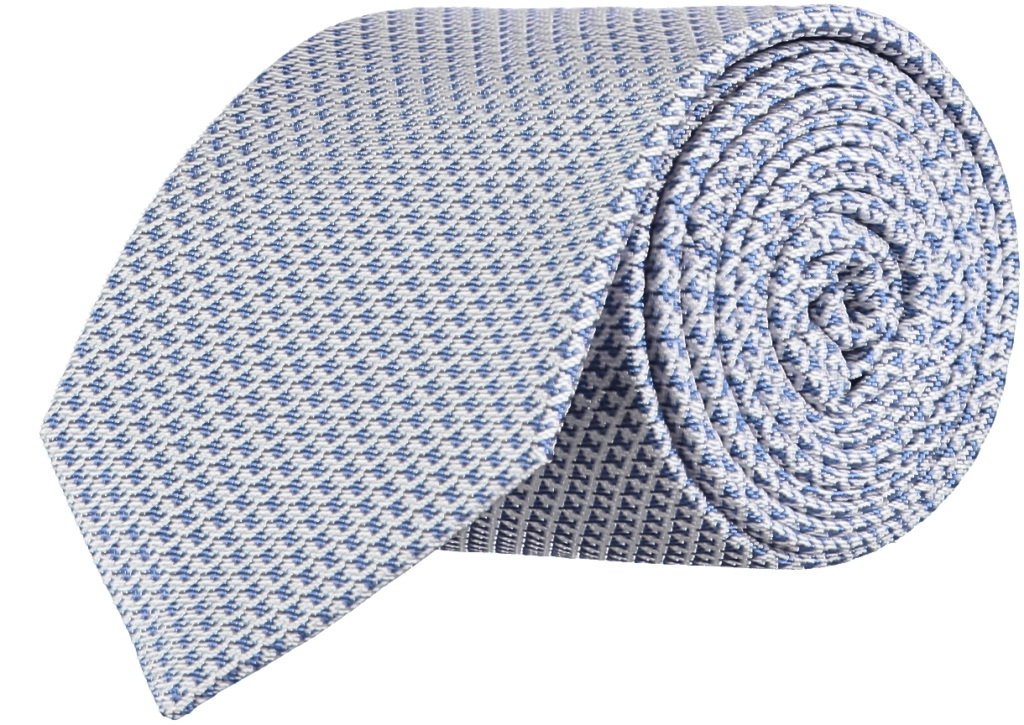 silk-jacquard-tie-blue-white