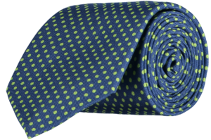 spotted-silk-tie-blue-green