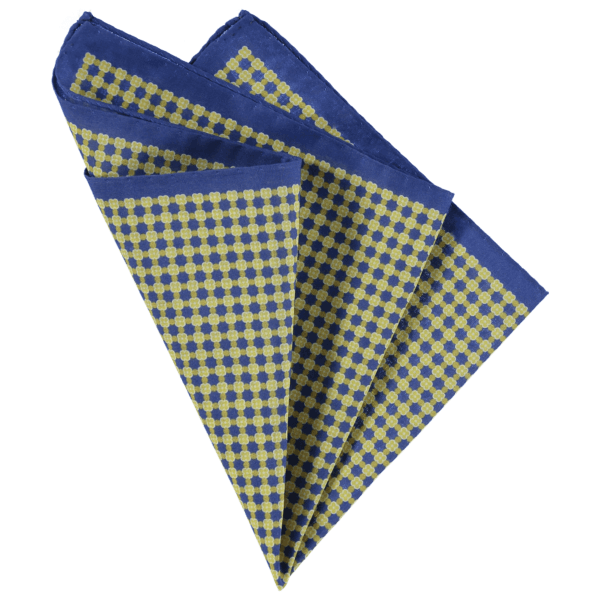 blue-geometric-patterned-pocket-square