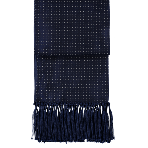 silk-dress-scarf-spotted-navy-white