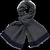 wool-scarf-herringbone-grey-blue