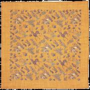 gold-fauna-pocket-square