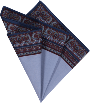 cotton-pocket-square-blue-paisley-border