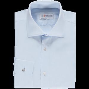 blue-slim-fit-cotton-shirt