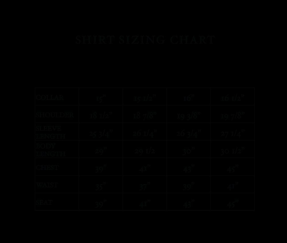 white-slim-fit-cotton-shirt-sizing-chart
