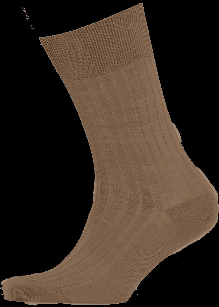 mens-cotton-socks-tobacco