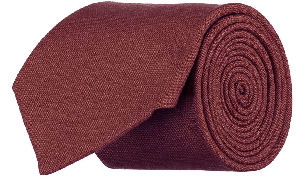 gainsborough-wool-tie-claret-roll