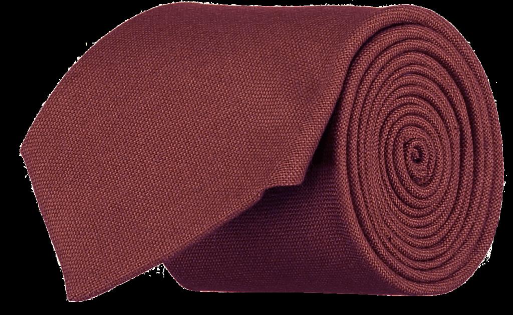 gainsborough-wool-tie-claret-roll