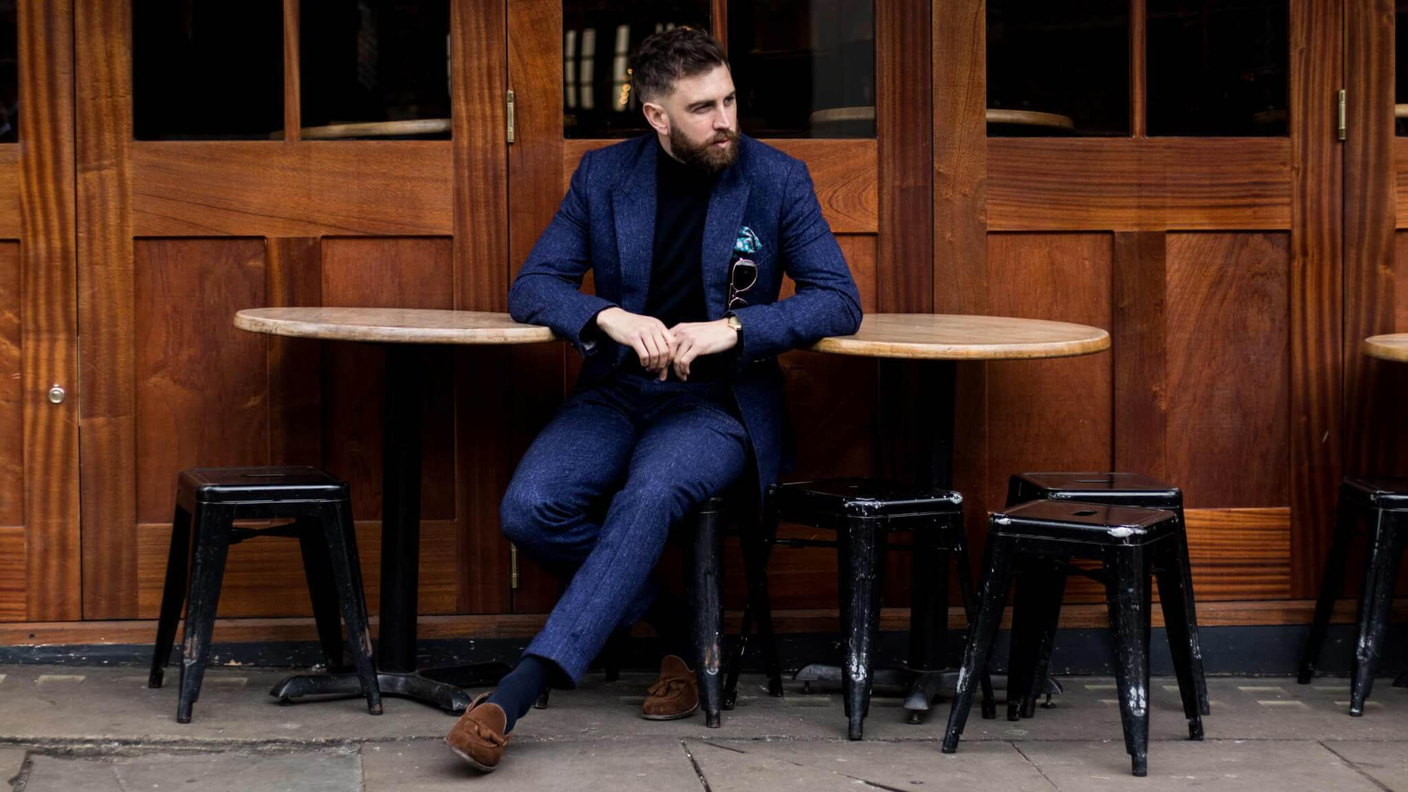 Bespoke Suit for Work