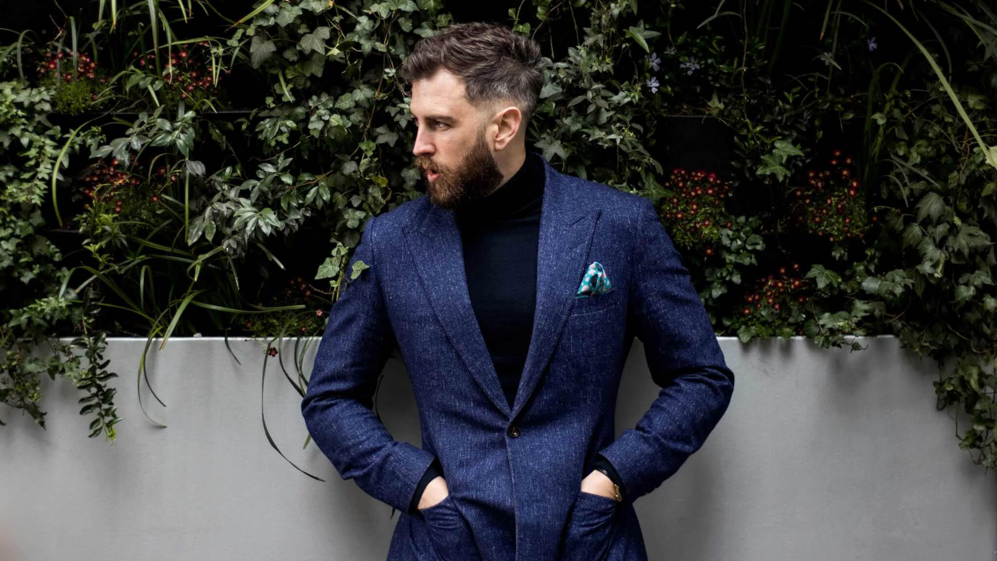 Bespoke Suit Jacket