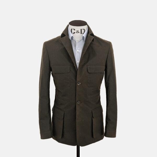 Green Wax Jacket