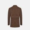 Tan Wax Jacket