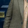 Hunter Green Tweed Jacket