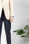 Cotton Trouser Dark Navy