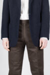 Cotton Trouser Dark Brown