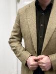 Golden Glen Check Jacket