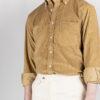 Tan Cord Shirt 2