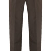 cotton-trousers-brown-front-view