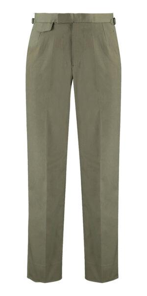 cotton-mix-trousers-khaki-front-view