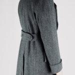 Goose Grey Greatcoat